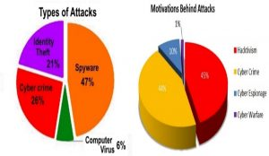 The Types of Attacks and the Motivations behind them.