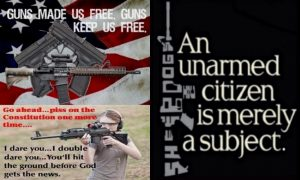 Guns Made Us Free. Guns Keep Us Free.